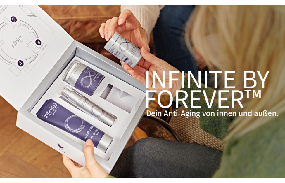 infinite by Forever™