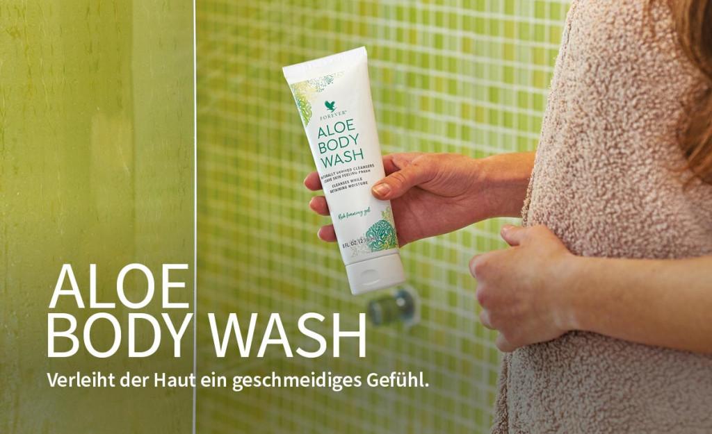 Aloe Body Wash