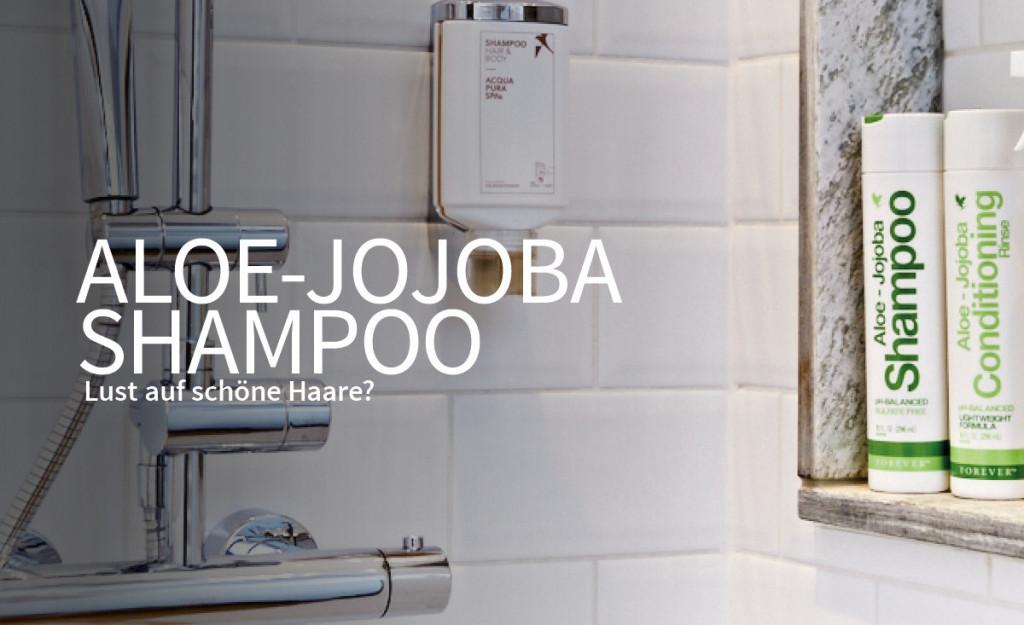 Aloe Vera Shampoo Jojoba