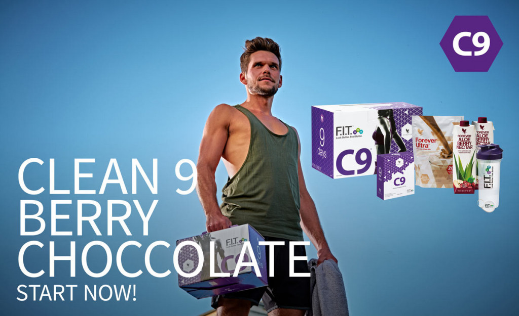 Clean9 Berry Chocolate
